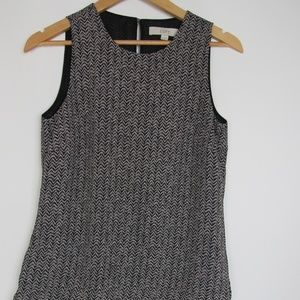 Loft Sleeveless Top, Size XS